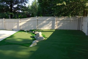 synthetic lawns, Cleveland, Cincinnati
